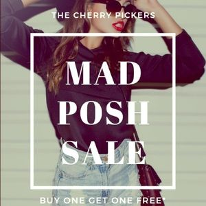 🍒The Cherry Pickers Mad Posh Sale is ON!!!
